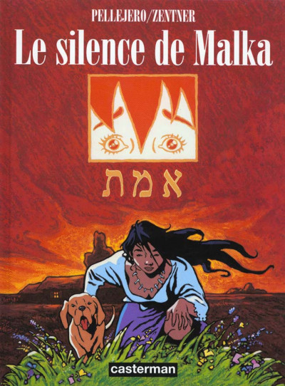 Couverture le silence de malka
