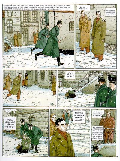 Page 1 amours fragiles tome 1 - le dernier printemps