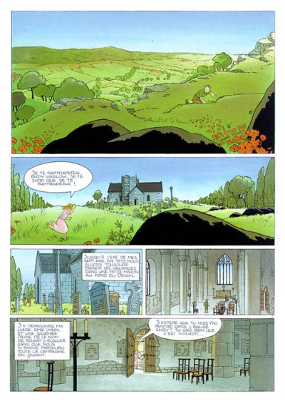 Page 1 le cercle des sentinelles tome 1