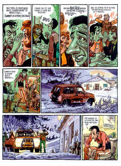 Page 1 Un monde merveilleux