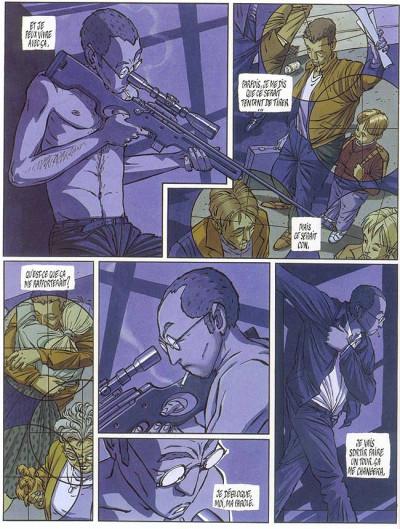 Page 1 Le tueur tome 1 - long feu