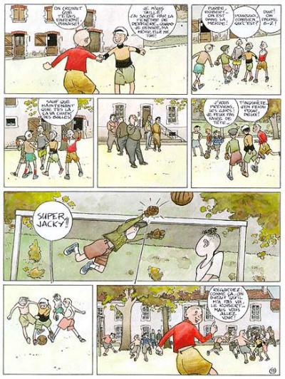 Page 1 Les années spoutnik tome 1