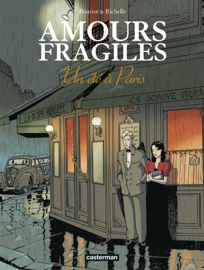 Couverture Amours fragiles tome 2