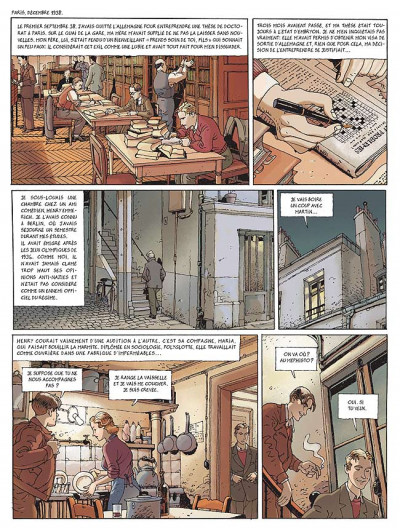 Page 2 Amours fragiles tome 2