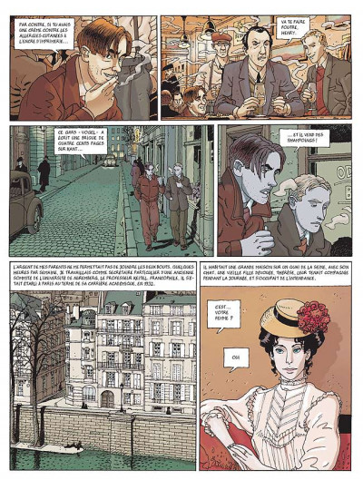Page 5 Amours fragiles tome 2