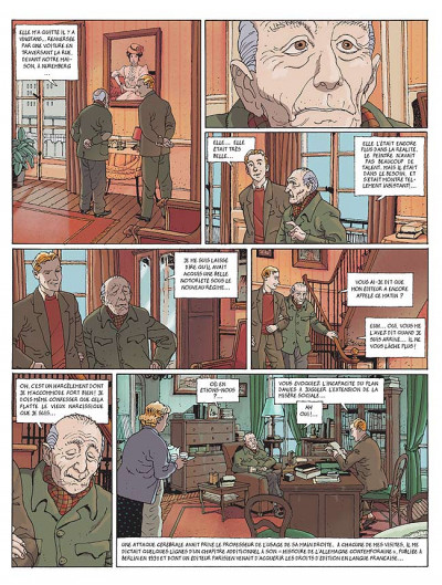 Page 6 Amours fragiles tome 2