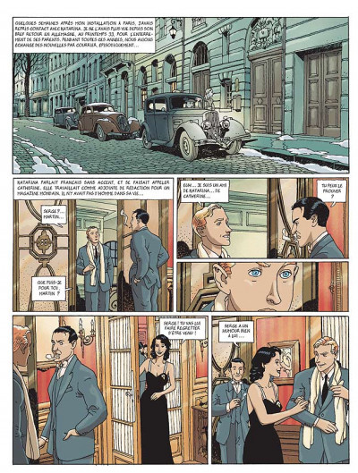 Page 9 Amours fragiles tome 2
