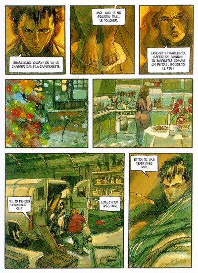 Page 1 Replay tome 1 - le debut et la fin