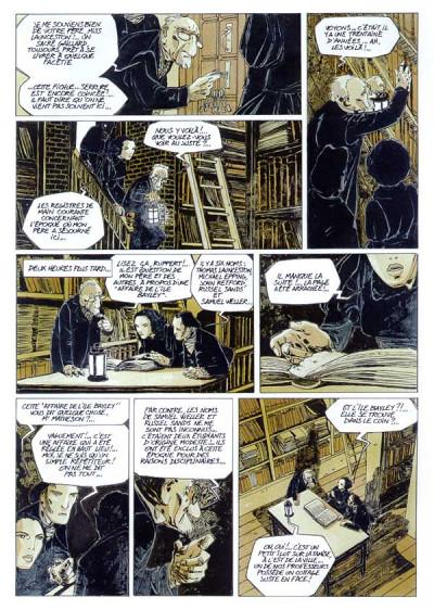 Page 1 Fog tome 2 - le destin de jane