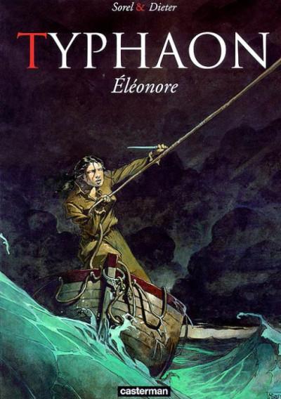 image de Typhaon tome 1 - eleonore