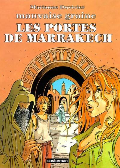 Couverture les portes de marrakech