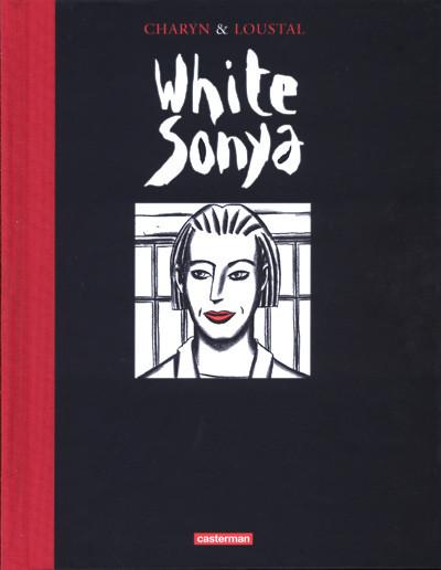 Couverture white sonya ; coffret