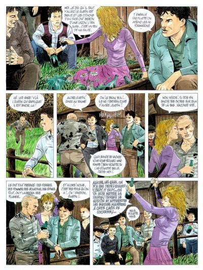 Page 1 tendre violette tome 1 - julien