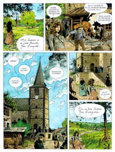 Page 1 Tendre violette tome 2 - la cochette