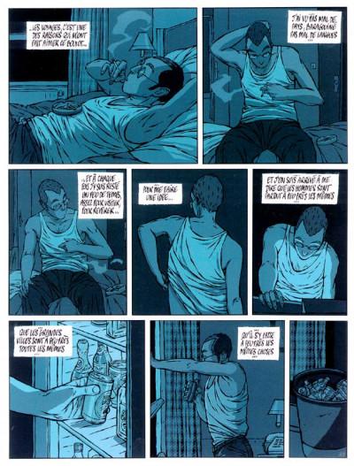 Page 2 Le tueur tome 3 - dette
