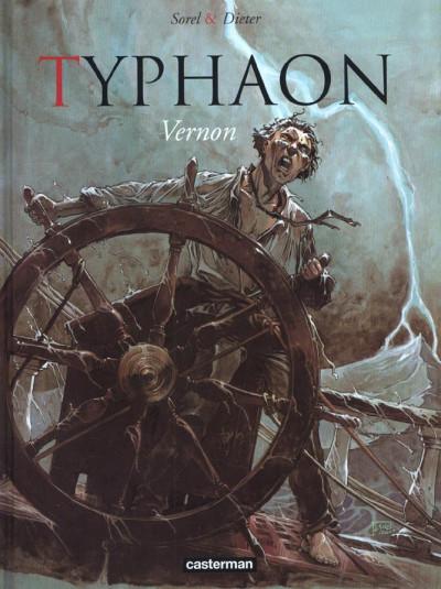 image de Typhaon tome 2 - vernon