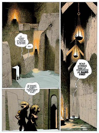 Page 1 le grand pouvoir du chninkel tome 3 - le jugement