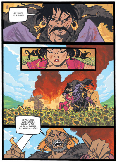 Page 1 Aromm tome 1 - destin nomade