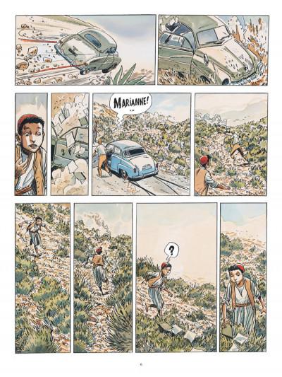 Page 6 Carnets d'orient tome 6 - la guerre fantôme