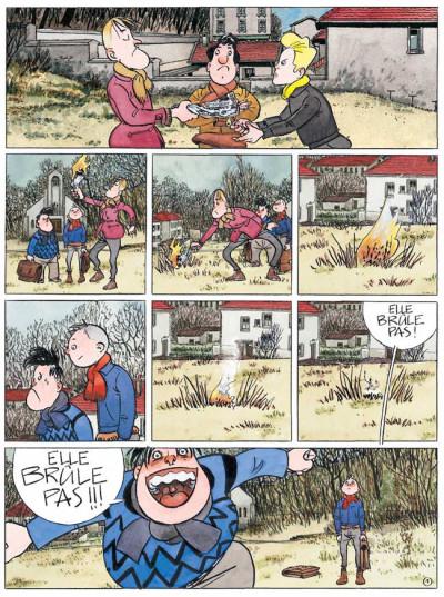 Page 2 Les années spoutnik tome 4