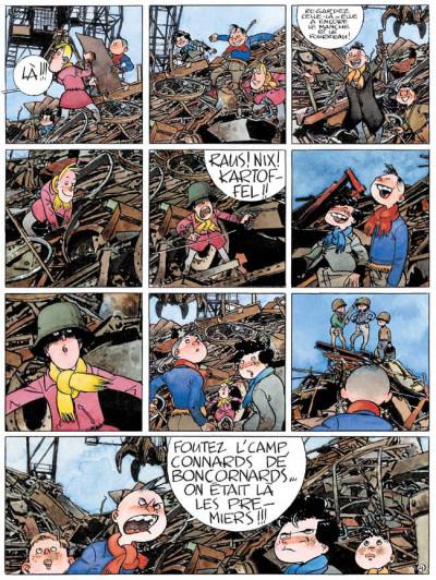 Page 5 Les années spoutnik tome 4