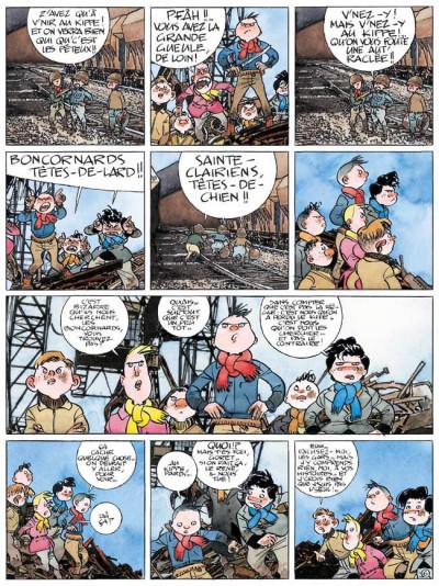 Page 7 Les années spoutnik tome 4