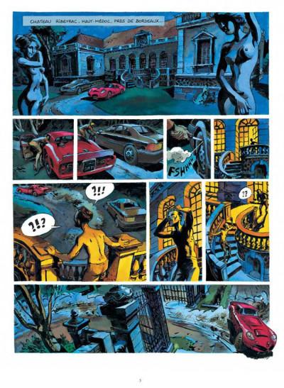 Page 1 Le singe et la dame blanche