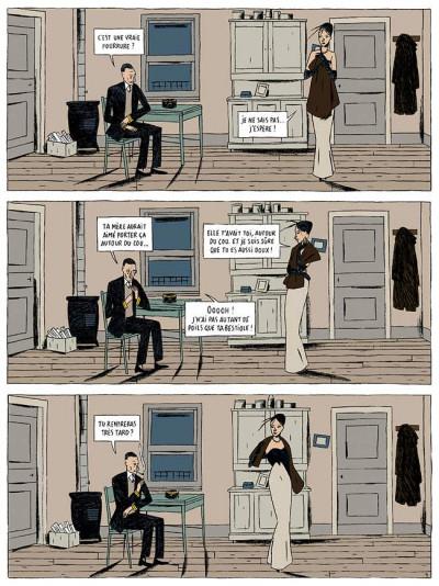 Page 2 les imposteurs ; actes 1