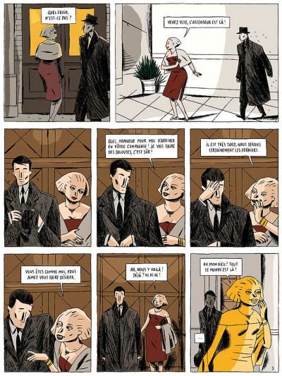 Page 4 les imposteurs ; actes 1