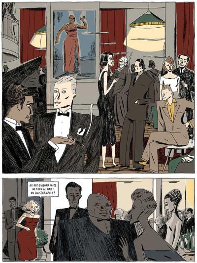 Page 5 les imposteurs ; actes 1