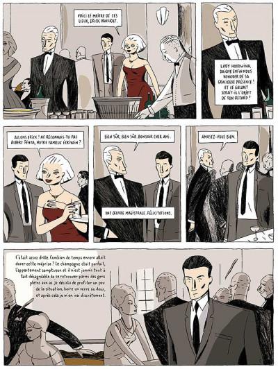 Page 6 les imposteurs ; actes 1