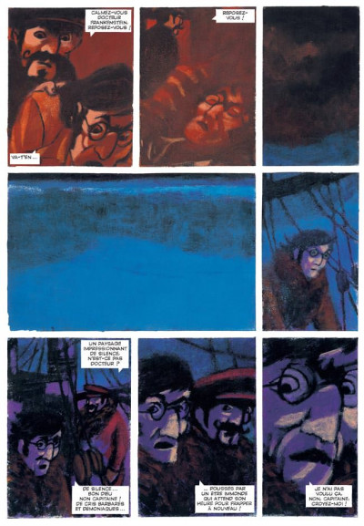 Page 3 Frankenstein
