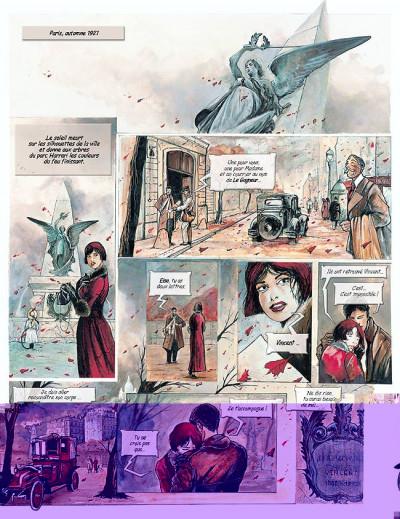 Page 1 les caméléons