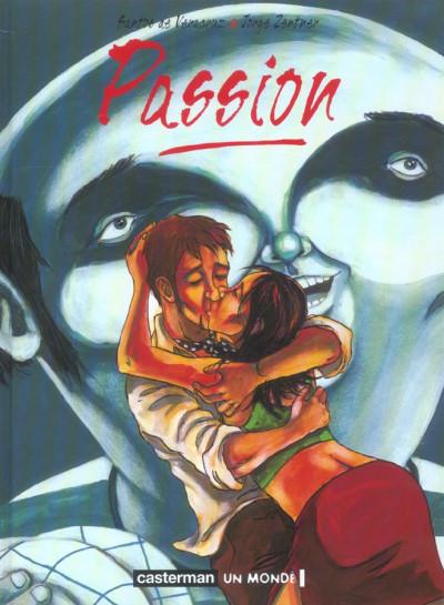 Couverture passion