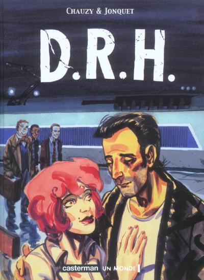 Couverture D.r.h.