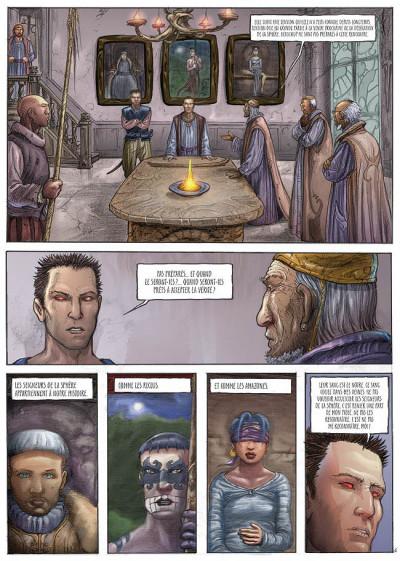 Page 7 Jaguar tome 4 - dog mengo tome 1