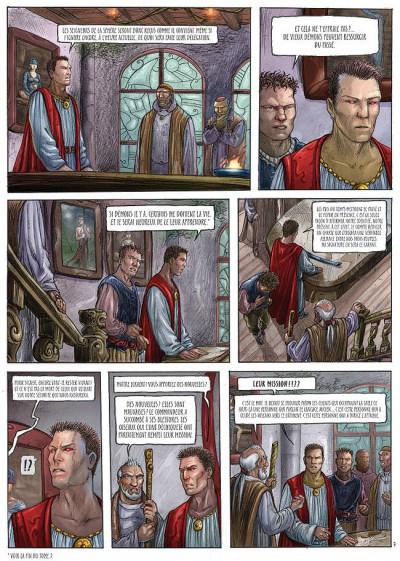Page 8 Jaguar tome 4 - dog mengo tome 1