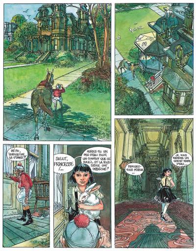 Page 1 la femme du magicien