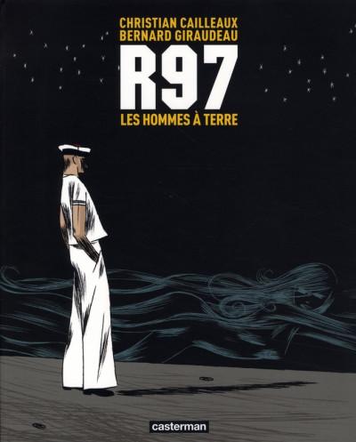 Couverture R97 - Les hommes à terre
