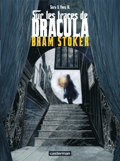 Couverture Sur les traces de dracula tome 2 - bram stoker
