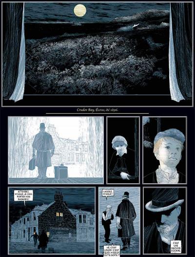 Page 2 Sur les traces de dracula tome 2 - bram stoker