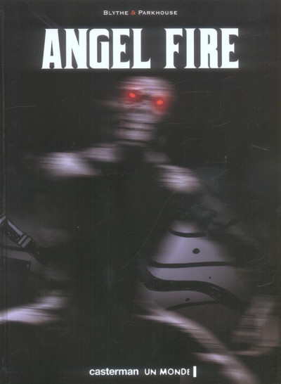 Couverture angel fire