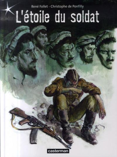 Couverture L'étoile du soldat