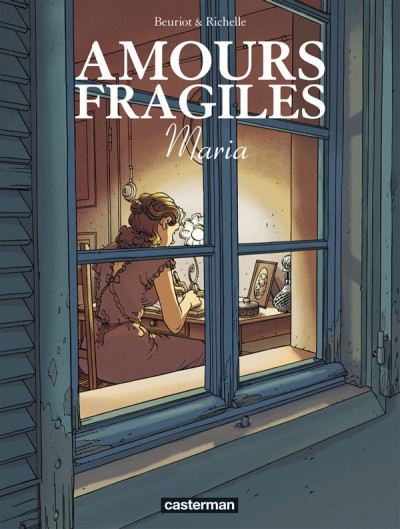 Couverture Amours fragiles tome 3