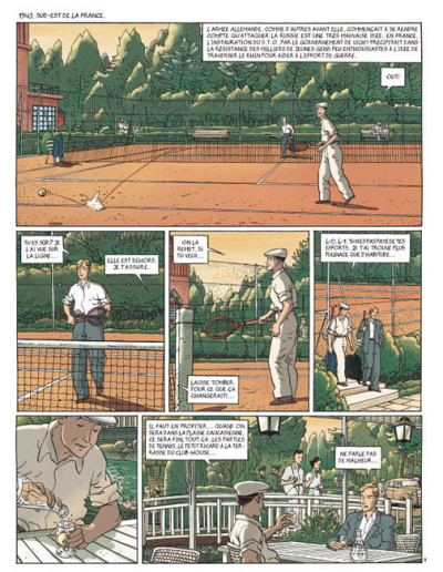Page 1 Amours fragiles tome 3