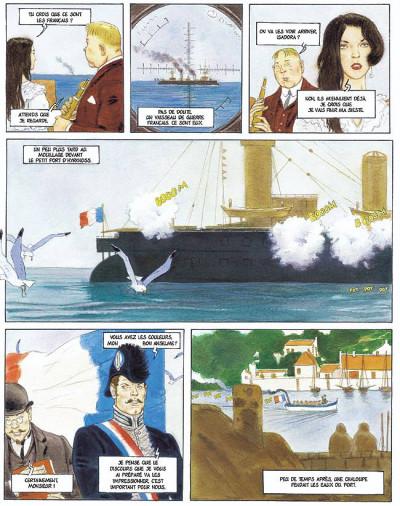 Page 1 hyrknoss tome 1 - vive la france