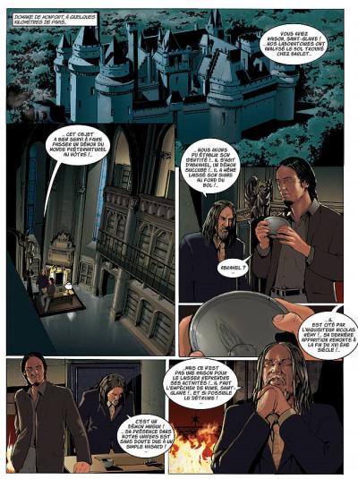 Page 1 dies irae tome 2 - sacrifices