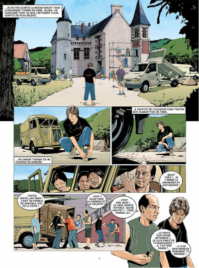 Page 2 dies irae tome 2 - sacrifices
