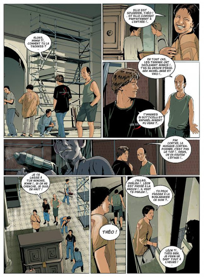 Page 3 dies irae tome 2 - sacrifices