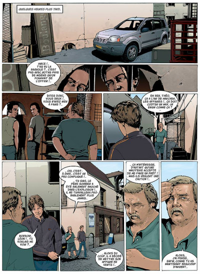 Page 4 dies irae tome 2 - sacrifices